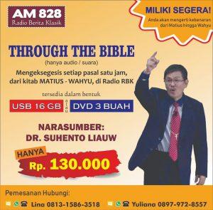 Through The Bible